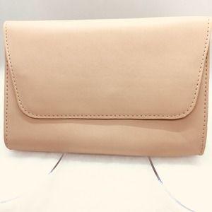 October Jalpur ~ Vegan Leather Envelope Clutch